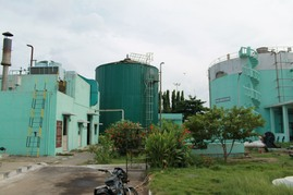 AD plant in Chennai, India