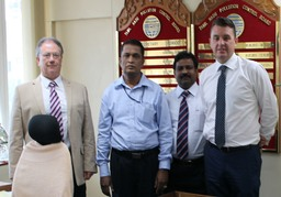 SOWTech and Butyl Products meet with the Tamil Nadu Pollution Board of Control